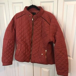 NWT Dusty Rose Jacket